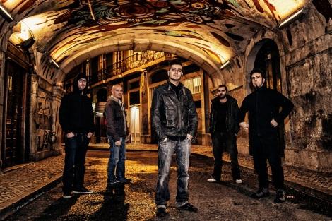 Primitive Reason @ Music Box 28 12 2012